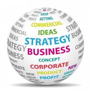 גלובוס סיסמאות שיווק - המחשה לקידום עסקים מקומי