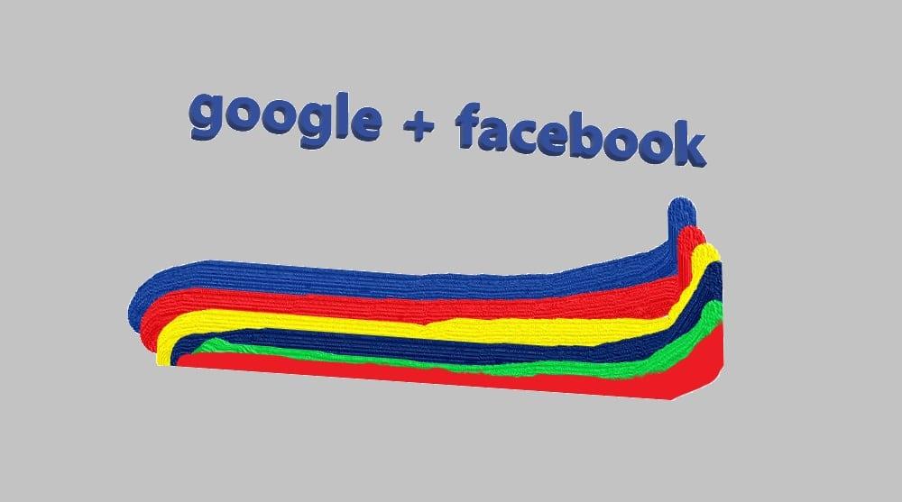 גוגל לעסק שלי וגם פייסבוק