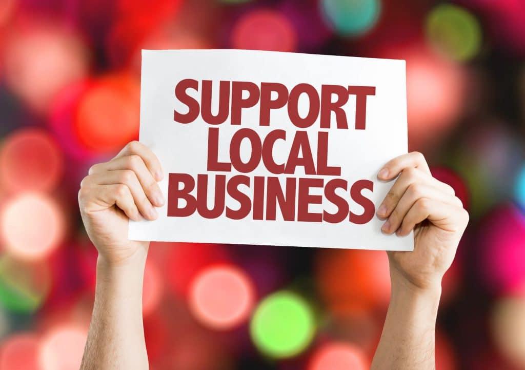 מחזקים את העסקים המקומיים