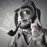 החשד הראשון - גוגל
